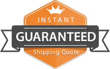 guaranteed shipping quote