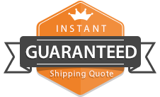 Instant and guaranteed shipping quote