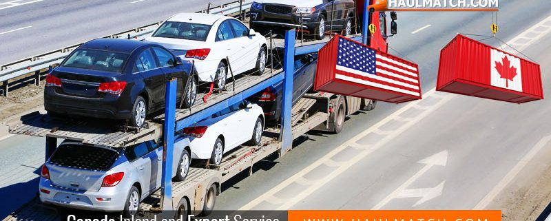 Canada Car Shipping and Auto Transport