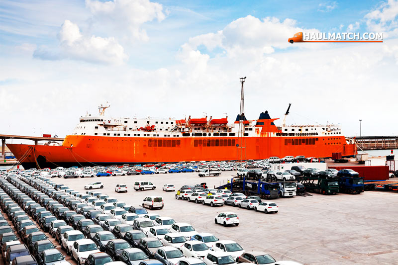Ship A Car >> International Car Shipping Roll On Roll Off Versus Ocean Transport