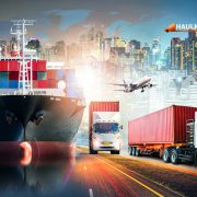 Global business logistics import export